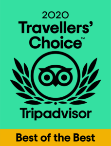 Travellers Choice 2020 Camp Figtree